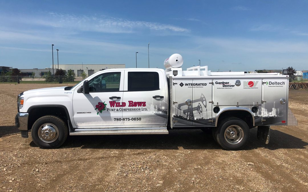 Western Canada's First Choice For Pump and Compression
